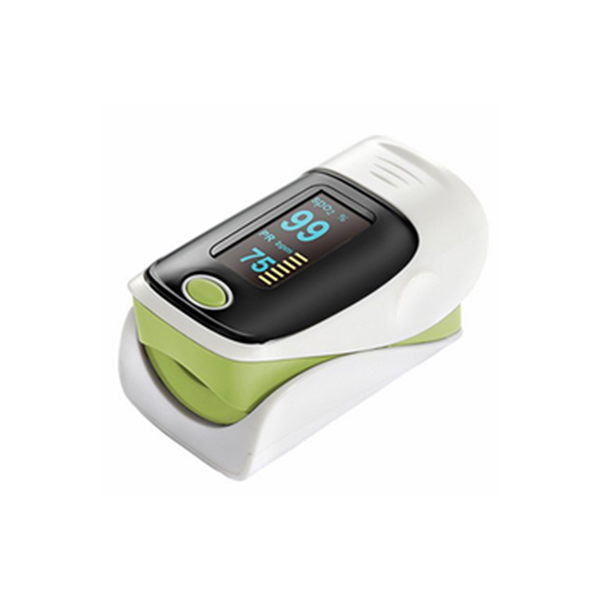 Fingertip Pulse Oximeter With Cardboard Box