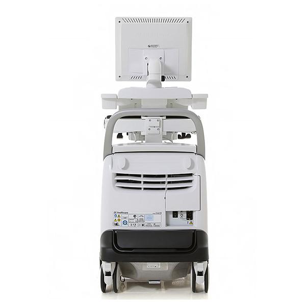 GE Vivid E9 Ultrasound Machine 1