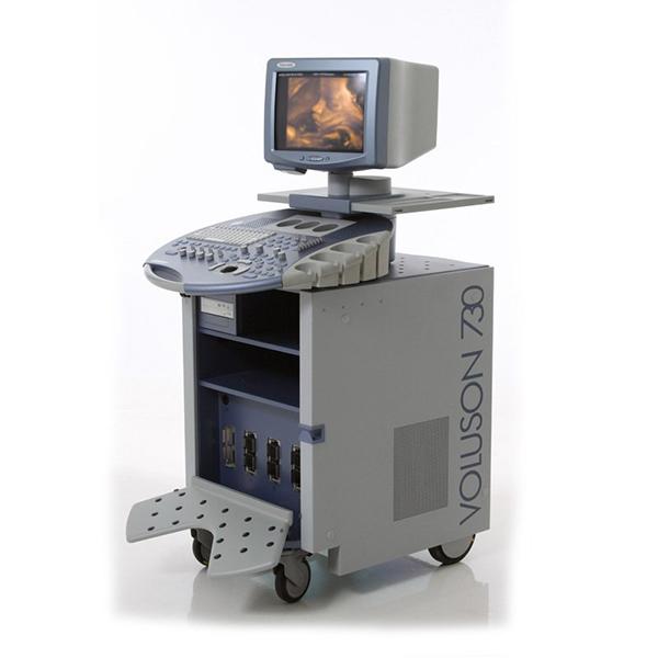 GE Voluson 730 Ultrasound Machine 1