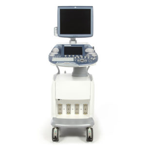 GE Voluson E6 Ultrasound Machine 1