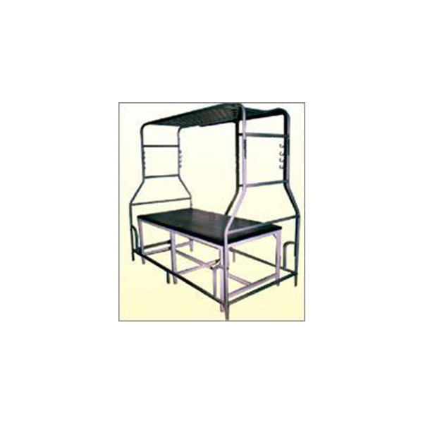 Guthrie Smith Suspension Frame With Bed Powder
