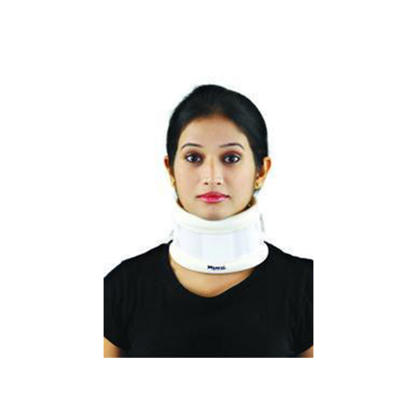 HARD CERVICAL COLLAR AND LARGE