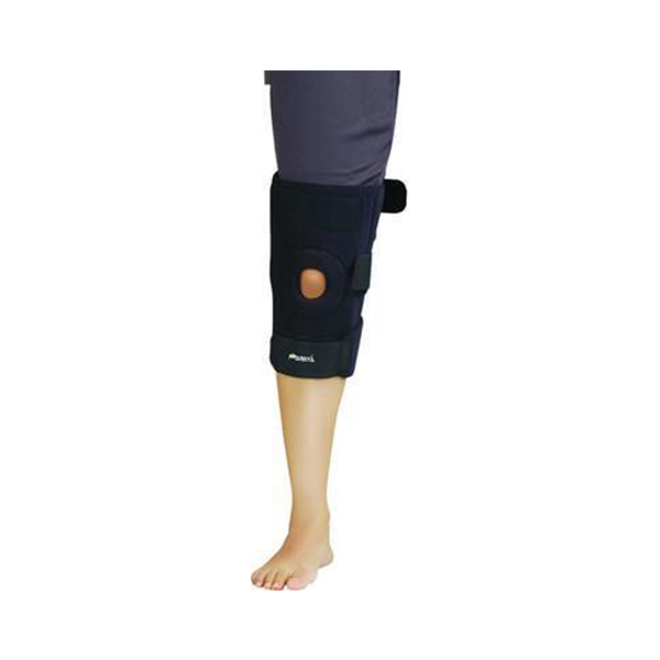 HINGED KNEE SUPPORT COOLTEX AND L