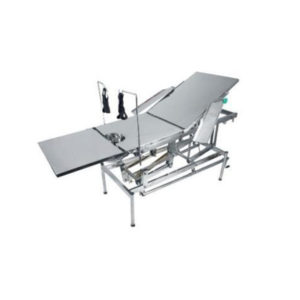 Height Adjustable Operation Table 72″ x 21″ x 25″ – 32″ with Combine 1