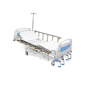 Icu bed five functional manual 2