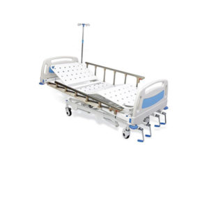 Icu bed five functional manual 3