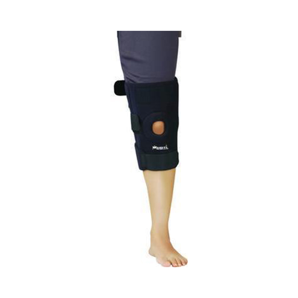 KNEE SUPPORT OPEN PATELLA COOLTEX AND L