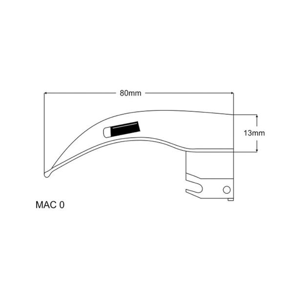 LEDLITE® C MACINTOSH BLADE – 80.150.100 2
