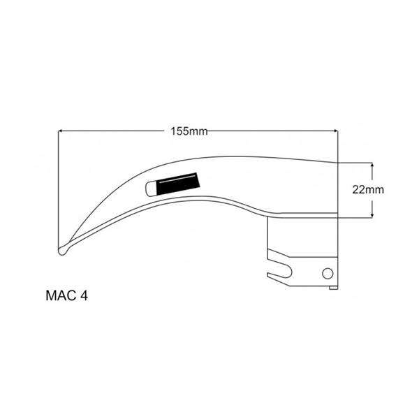 LEDLITE® C MACINTOSH BLADE – 80.150.104 2