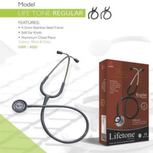 LIFE TONE STETHOSCOPE REGULAR