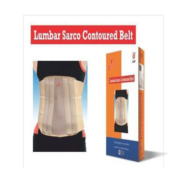 LUMBAR SACRO CONTOURED BELT medium