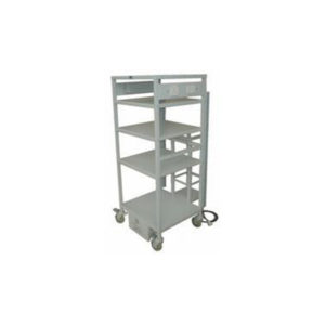 Laparoscopy Trolley Ms With One Drawer Powder Coated