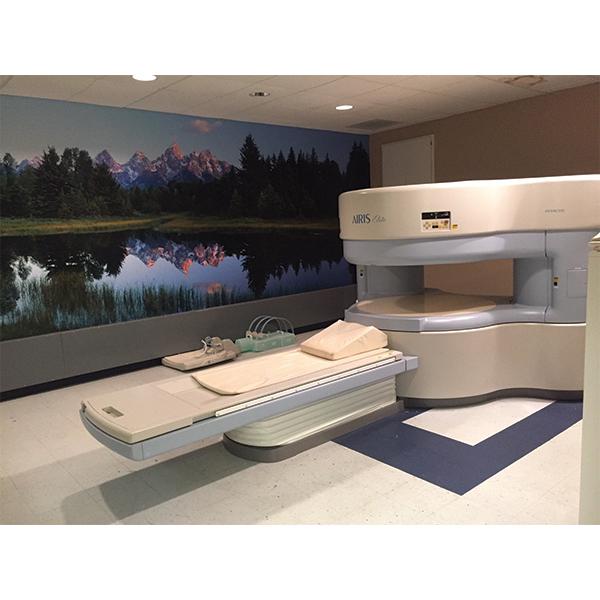 MRI Scanner – Airis Elite 1