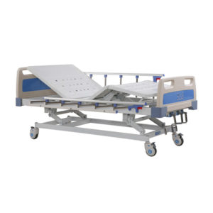 Manual Icu Bed 3 Function Deluxe