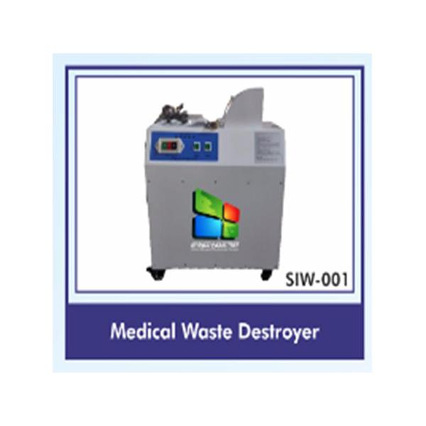 Medical Waste Destroyer