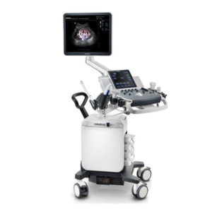 Mindray DC 70 Ultrasound Machine 1