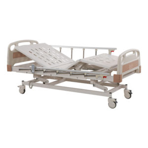 Motorized Icu Bed 3 Function Premium 2