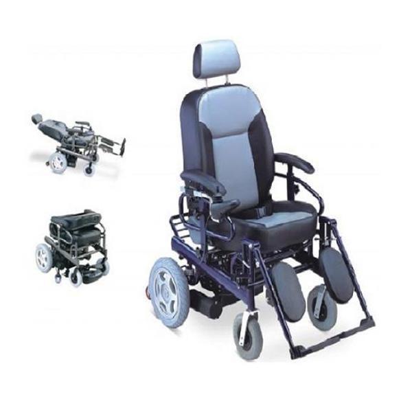 Motorized Wheel Chair 122LGC