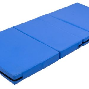 Blue Multi Fold Foam Medical Mattress