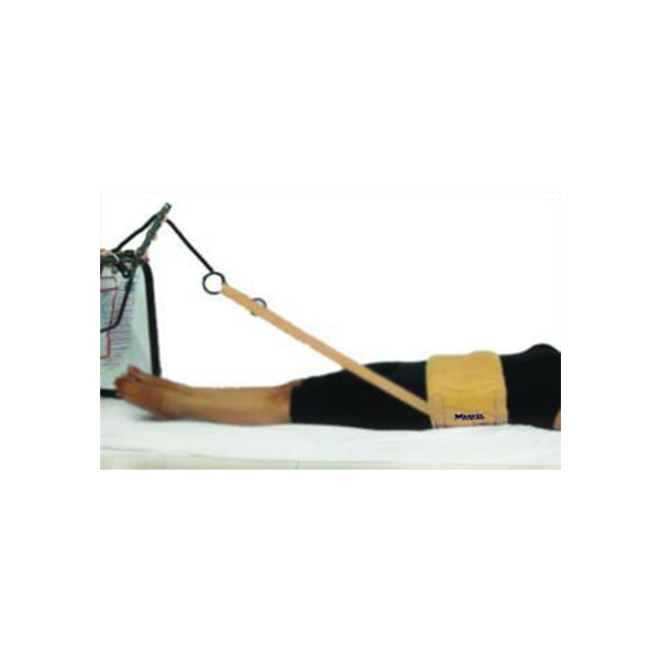 PELVIC TRACTION BELT AND M