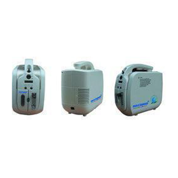 PORTABLE OXYGEN CONCENTRATOR With Battery Backup