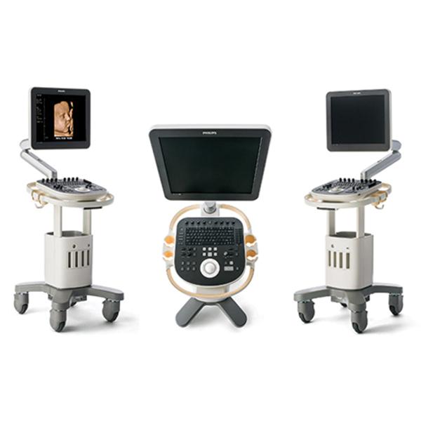 Philips ClearVue 650 Ultrasound Machine 3
