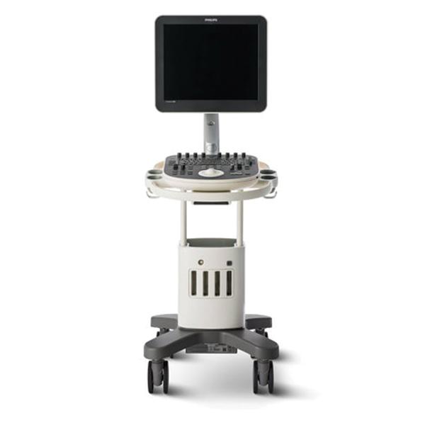 Philips ClearVue 650 Ultrasound Machine