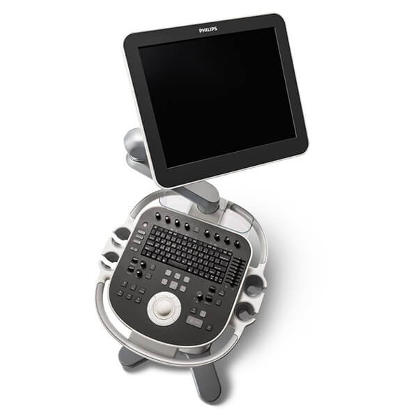 Philips ClearVue 850 Ultrasound Machine 2