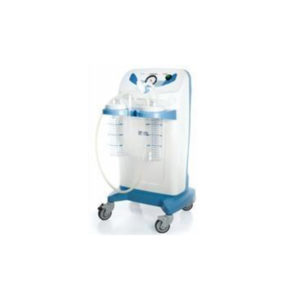 Professional Suction On Castors NEW HOSPIVAC 350 FULL