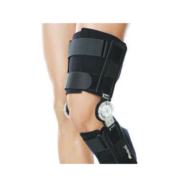 ROW KNEE BRACE AND L