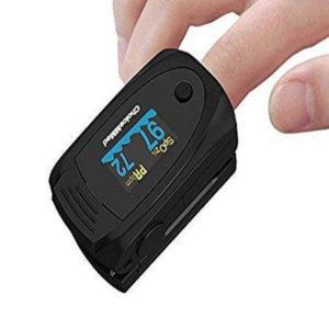 Renewa Finger Pulse Oximeter
