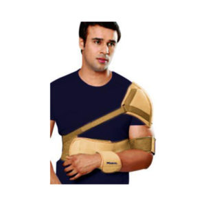 SHOULDER IMMOBILISER WITH CAP AND SMALL