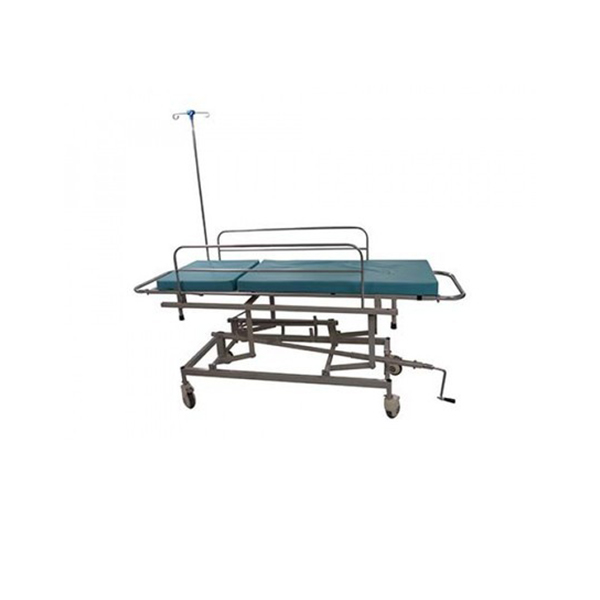 STRETCHER TROLLEY DELUXE 2
