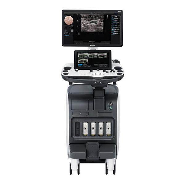 Samsung Medison RS80A Ultrasound Machine 1