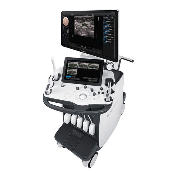 Samsung Medison RS80A Ultrasound Machine 2