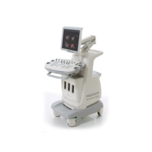 Samsung Medison SonoAce X8 Ultrasound Machine 1