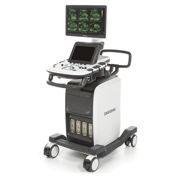 Samsung UGEO H60 Ultrasound Machine 1