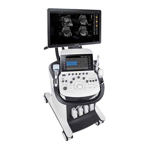 Samsung WS80A Ultrasound Machine 7 2