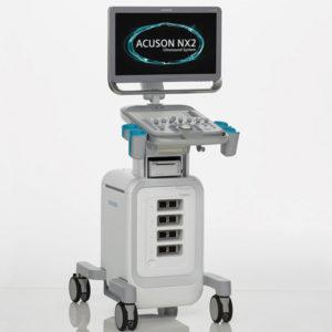 Siemens Acuson NX2 Ultrasound Machine 1