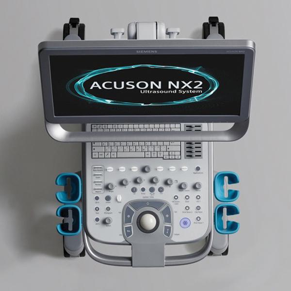 Siemens Acuson NX2 Ultrasound Machine 3