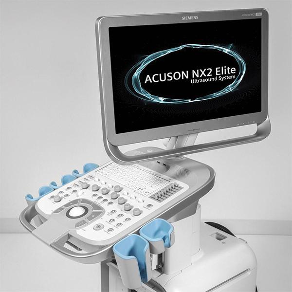 Siemens Acuson NX2 Ultrasound Machine 5