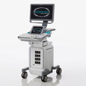Siemens Acuson NX3 Elite Ultrasound Machine 1