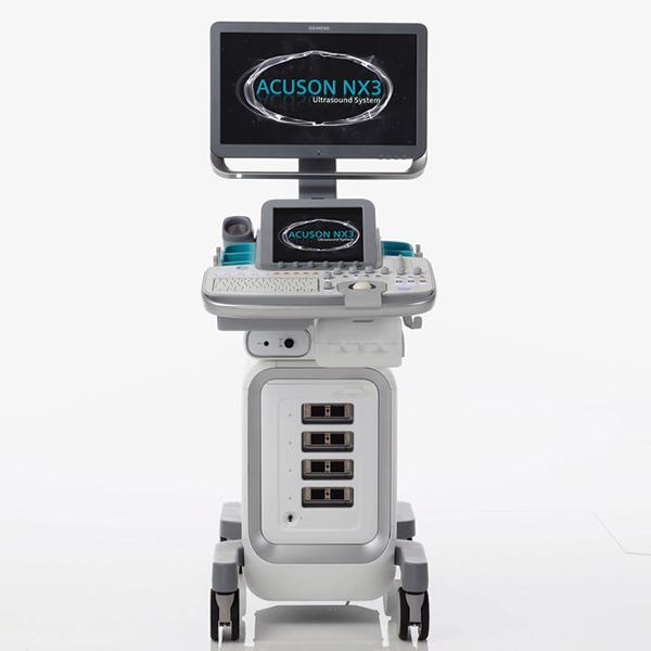 Siemens Acuson NX3 Elite Ultrasound Machine 2