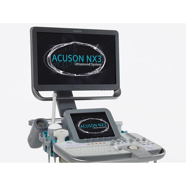 Siemens Acuson NX3 Elite Ultrasound Machine 3