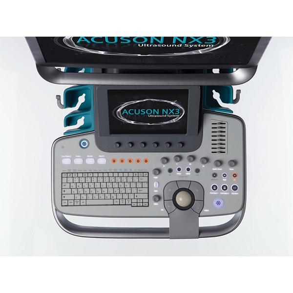 Siemens Acuson NX3 Elite Ultrasound Machine 4