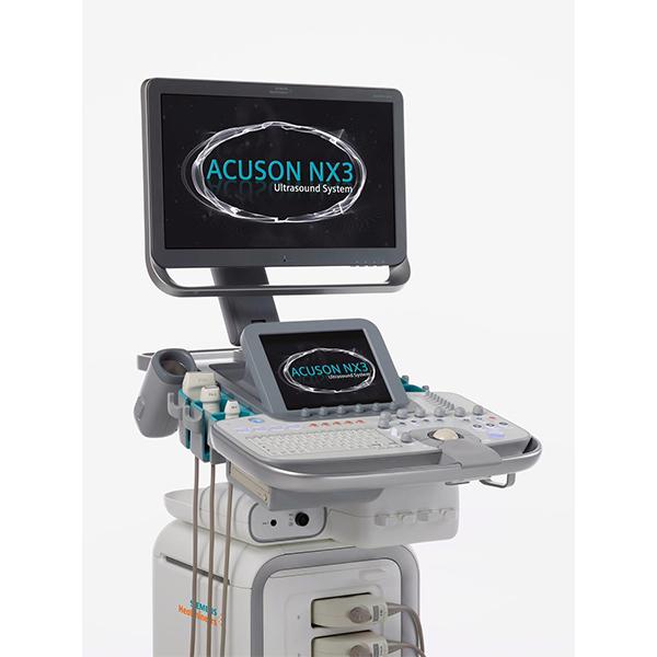 Siemens Acuson NX3 Ultrasound Machine 1