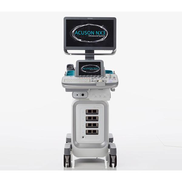 Siemens Acuson NX3 Ultrasound Machine 2