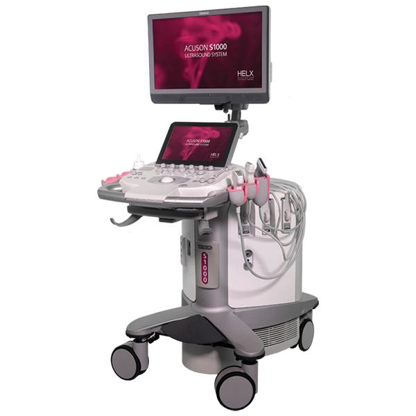 Siemens Acuson S1000 Ultrasound Machine 3