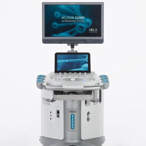 Siemens Acuson S2000 Ultrasound Machine 5