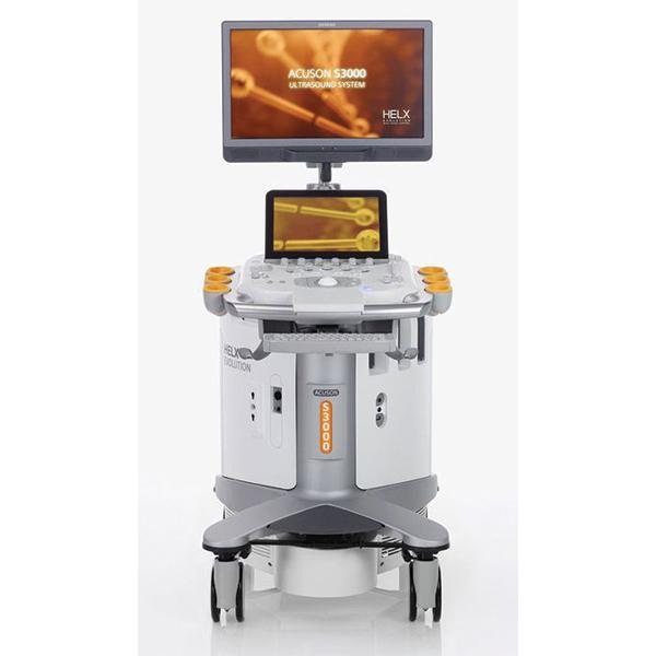 Siemens Acuson S3000 Ultrasound Machine 1